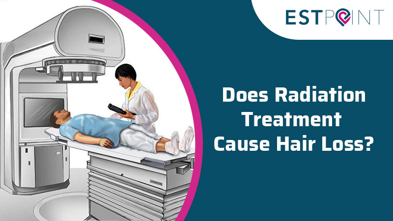 Does Radiation Treatment Cause Hair Loss?
